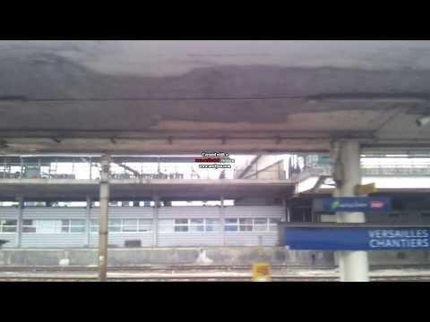 Transilien U VERI (Z 8800) La Défense Grande Arche - Versailles Chantiers