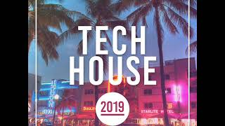 · Tech House Music INSESSIONS 2019 · Mixed By WeseDJ # [HD] ·
