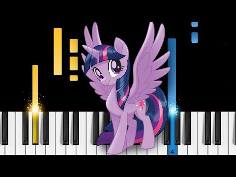Lukas Graham - Off to See the World - Piano Tutorial - My Little Pony: The Movie soundtrack