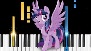 Lukas Graham Off To See The World Piano Tutorial My Little Pony The Movie Soundtrack