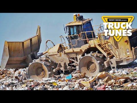 Kids Truck   Landfill Compactor