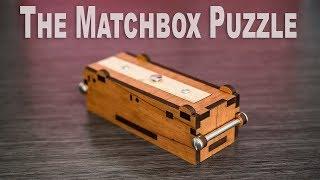 Solving the Unique Matchbox Puzzle!