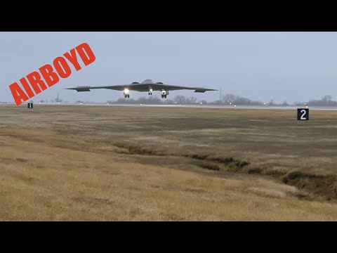 B-2 Bombers Return To Whiteman Air Force Base