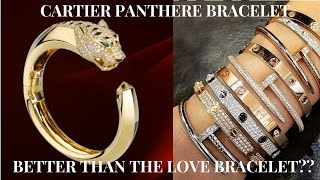 CARTIER PANTHERE BRACELET: Is …