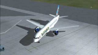 Ed Force One Flight Simulator X