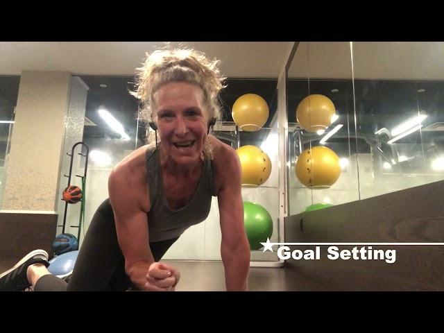 Goal Setting - Planks
