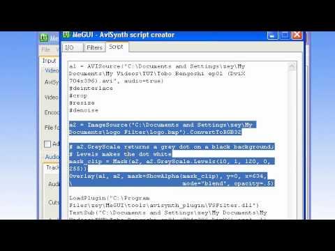 Download Tut02 Encode To Mkv Using Megui Codec X264 MP3, MKV, MP4