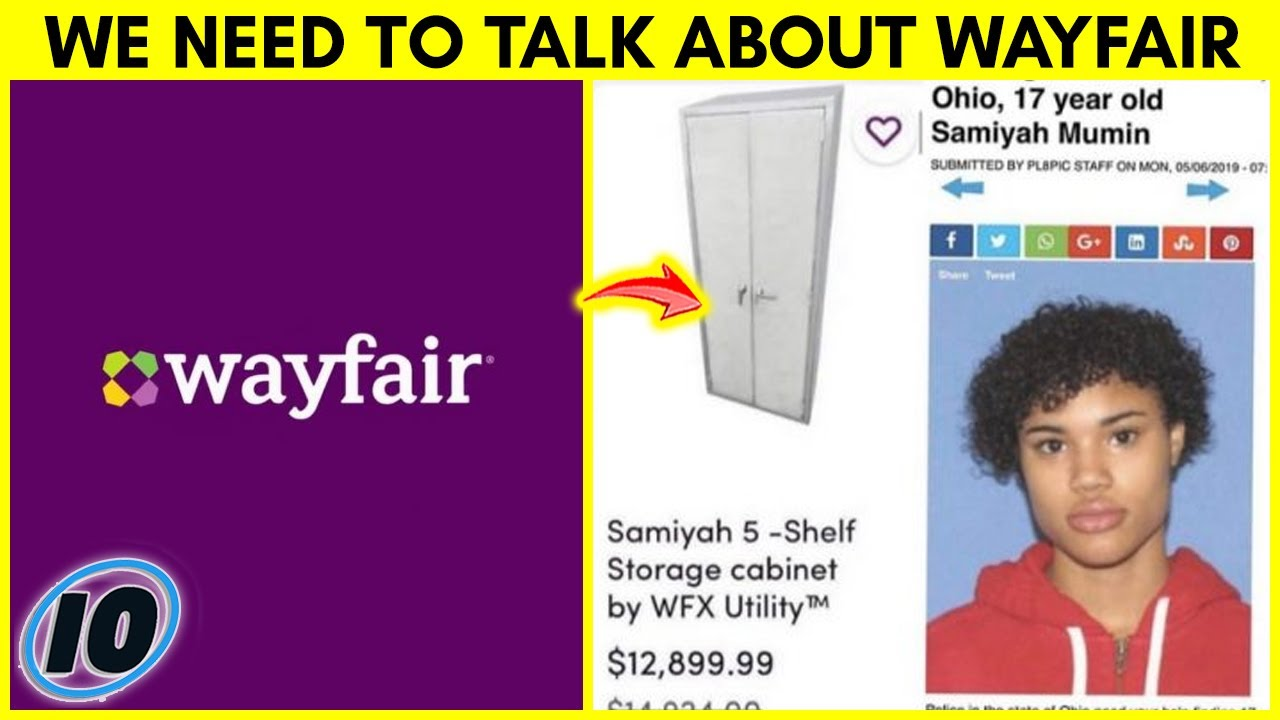 We Need To Talk About Wayfair
