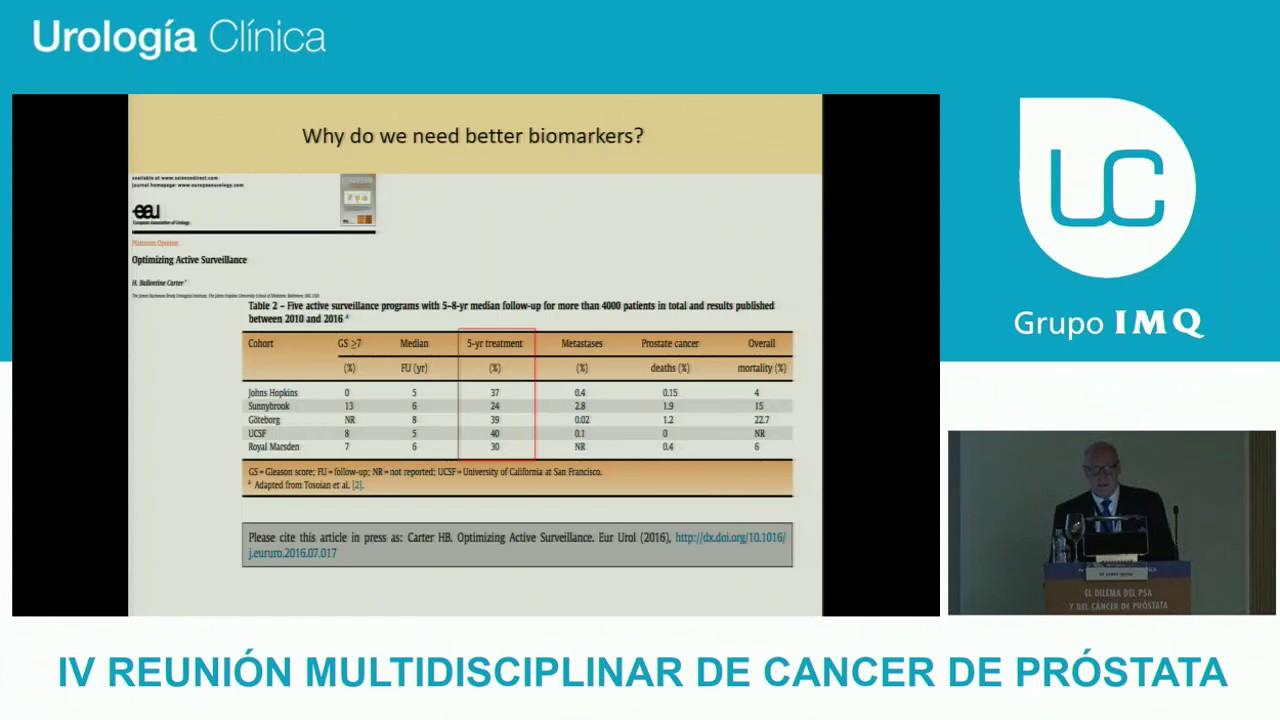 cancer de prostata de alto riesgo
