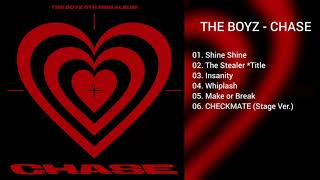 [DOWNLOAD LINK] THE BOYZ - CHASE (MP3)