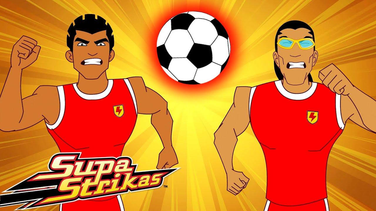 Download S5 E9 - The Determinator | SupaStrikas Soccer kids cartoons | Super Cool Football Animation | Anime