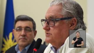 Jornal Acontece - Sabatina CTA - LIBRAS