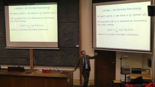 What can mathematics say about liquid crystals? - Professor Sir John Ball FRS FRSE