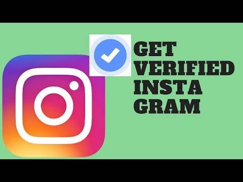 How to Get Verification Badge on Instagram in a Minutes | Step by Step ✓ in 2019
