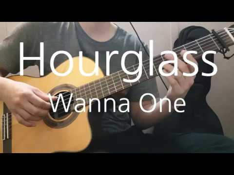 Wanna One(워너원) - 모래시계(hourglass) guitar cover