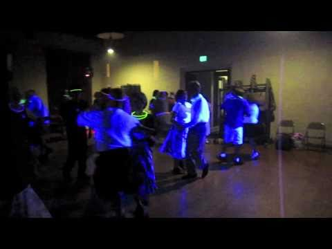 Alternative Music Contra Dance in  Los Angeles, Sept. 10th 2010