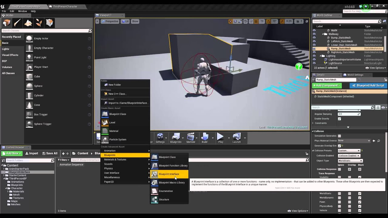Unreal-Root Motion-Issues and Fixes – Games Design-Kyle Agnew