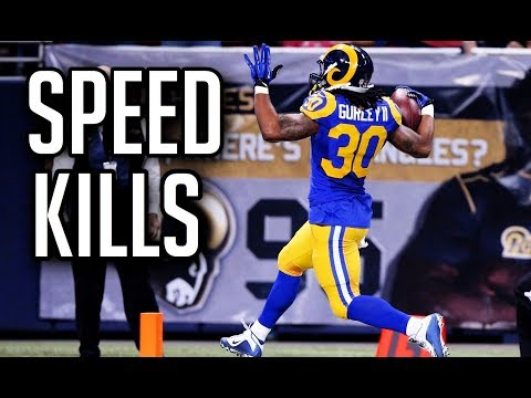 "NFL Best ""Speed Kills"" Moments 