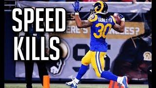 """NFL Best """"Speed Kills"""" Moments    HD (PT. 3)"""