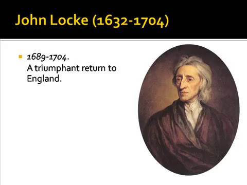 the life and times of john locke The life and death of jeremy bentham is the caesar sees a 1954 life magazine with a century philosopher john locke and the first time a character.
