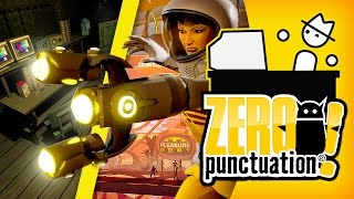 Headlander & Quadrilateral Cowboy (Zero Punctuation)