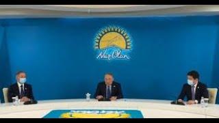 Назарбаевтың ант қабылдай алмаған депутаттарын масқара етті!
