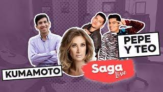 Video #SagaLive el ex candidato independiente Pedro Kumamoto, además Pepe y Teo con Adela Micha. download MP3, 3GP, MP4, WEBM, AVI, FLV Juli 2018