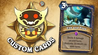 TOP CUSTOM CARDS OF THE WEEK #35 | Card Review | Hearthstone