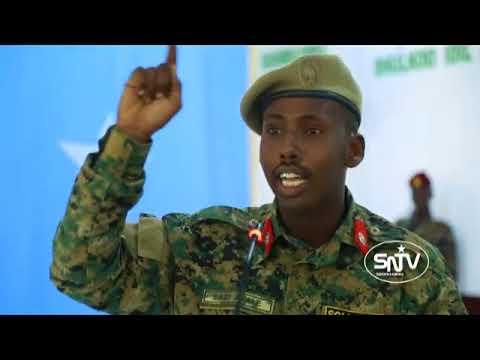 Militeriga DFS oo fuliyay Amarkii MD Farmaajo & Dhoolatus Cajiib ah oo dhacay