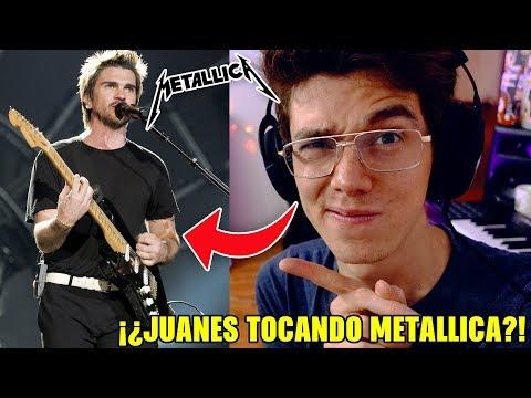 JUANES ¿Toca Bien La Guitarra?