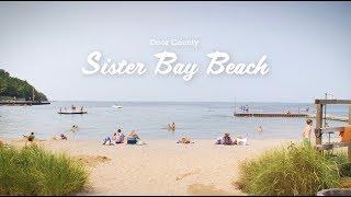 Sister Bay Beach - Beaches of Door County, Wisconsin