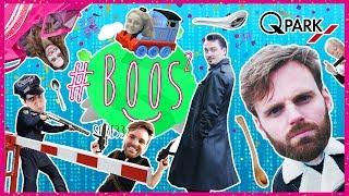#BOOS BLOKKEERT PARKEERGARAGE QPARK EN NEO UIT THE MATRIX WIL VECHTEN | #BOOS S02E33