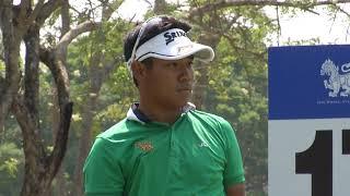 Singha Thailand Master 20th All Thailand Golf tour 2019 Day4 Santiburi Chiang rai