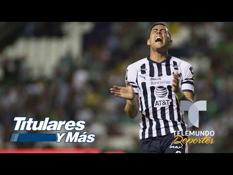 La deuda de Diego Alonso con Monterrey | Telemundo Deportes