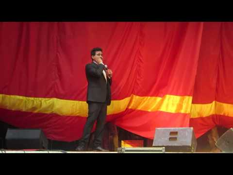 Comedian Dr.Sanket Bhosale Awesome...