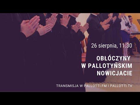 Obłóczyny w Pallotyńskim Nowicjacie |26 sierpnia 2020|