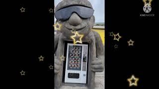 느리게걷는농장 돌하르방 자판기