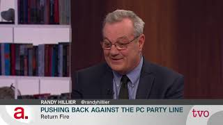 Randy Hillier: Pushing Back Against The Pc Party Line