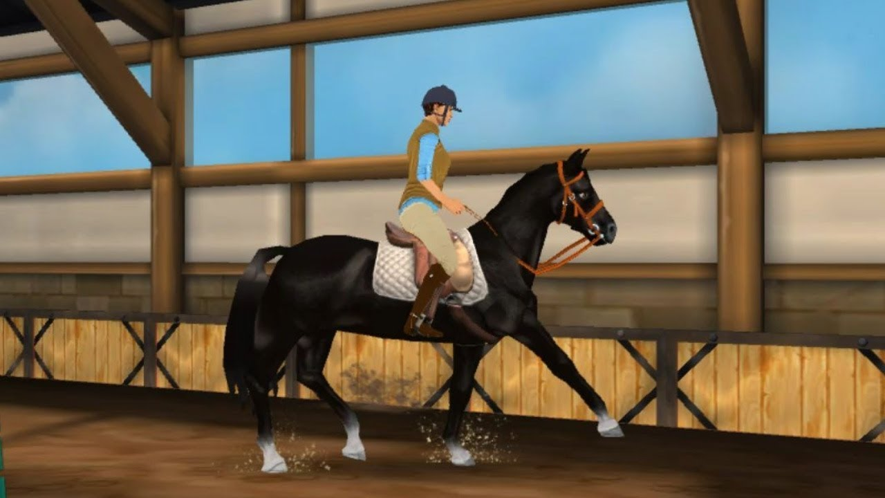 Horse Hotel เกมส์ขี่ม้า เกมส์เลี้ยงม้า เกมส์เด็ก เกมส์ง่ายๆ