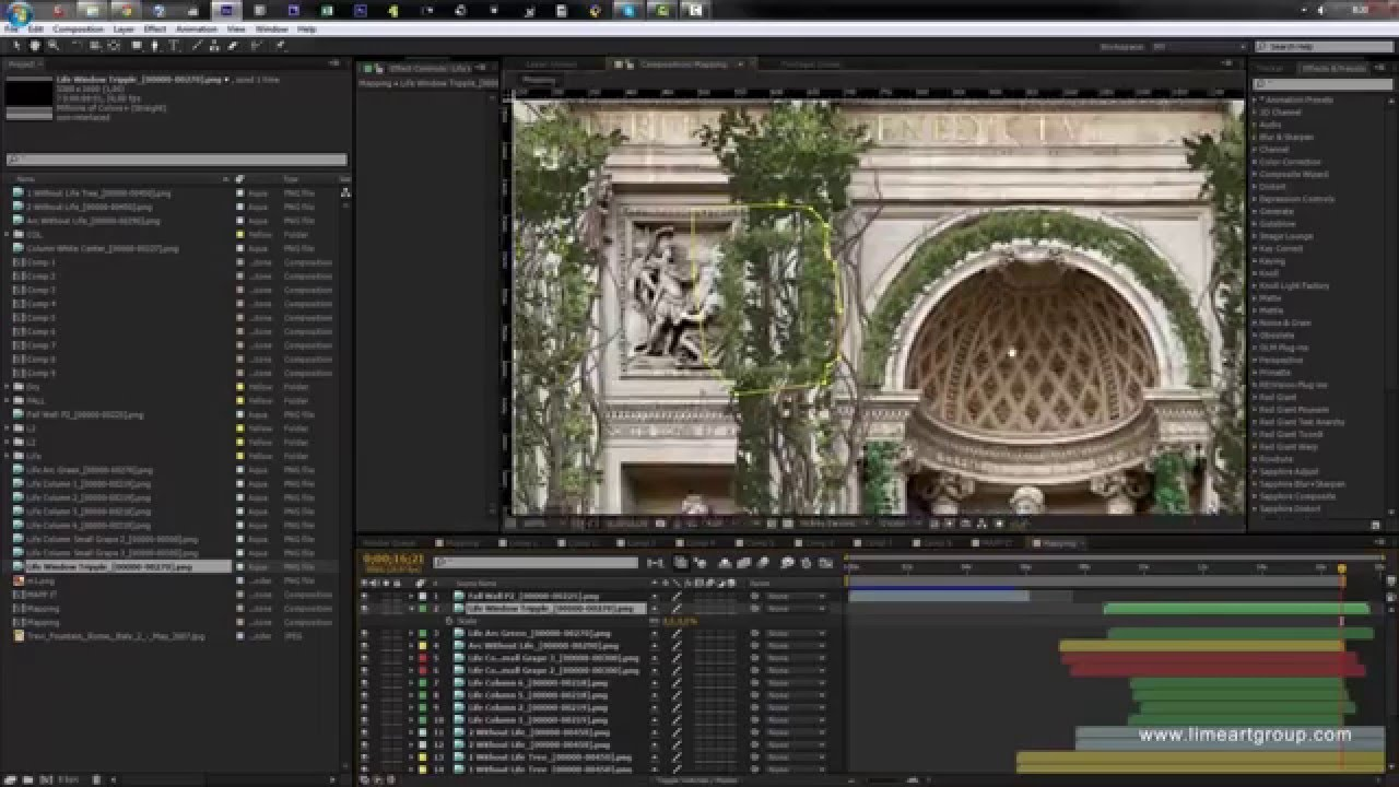 Video Mapping Tutorial 1: How to do Projection Mapping - YouTube on