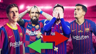 Fc barcelona are in a very complicated financial situation and may have placed 16 players on the transfer list. an depth look at who could ...