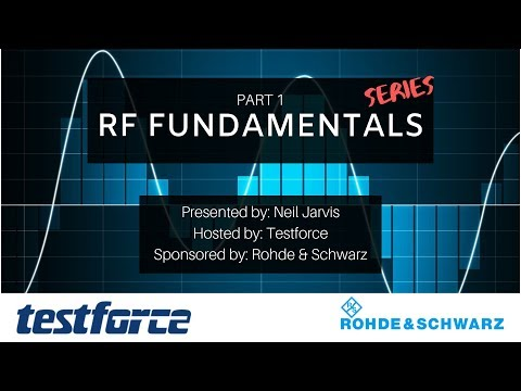 RF Fundamentals: Part 1 - Learn All About Radio Frequency In 1 Hour