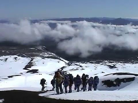 Pucon Chile promo video Villarica Volcano