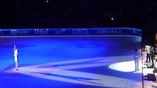 Opera on Ice 2013, Stéphane Lambiel & Vittorio Grigolo, Ave Maria