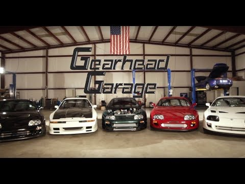 Gearhead Garage - Episode 1: The Supra