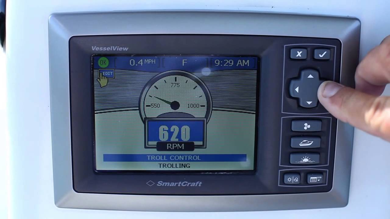 Sport Fishing TV, SFTV, highlights the Mercury SmartCraft system and DTS