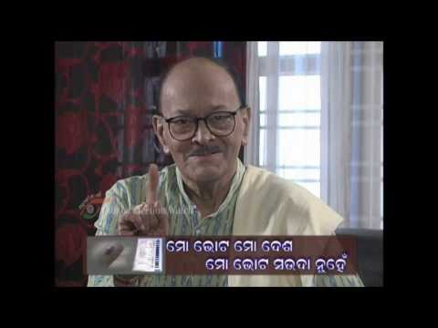 Sarat Pujari appeals to vote for the right candidate | Odisha Election Watch