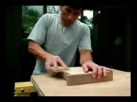The making of an original box drawer