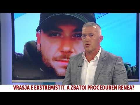 Vrasja e ekstremistit grek nga RENEA, i ftuar në studion e Report TV Erzen Breçani