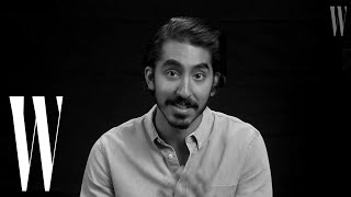 Dev Patel on Slumdog Millionaire, Bruce Lee, and His First Kiss on Skins | Screen Tests | W Magazine